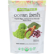 Beyond Fresh, Ocean Fresh, Organic Algae, Seaweed & Sea Minerals Master Blend, Natural Flavor, 6.35 oz (180 g)