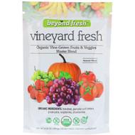 Beyond Fresh, Vineyard Fresh, Organic Vine-Grown Fruits & Veggies Master Blend, Natural Flavor, 6.35 oz (180 g)