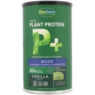 Biochem, 100% Plant Protein, P+ Mood, Vanilla Flavor, 11.4 oz (323.7 g)
