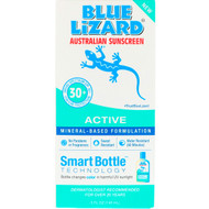 Blue Lizard Australian Sunscreen, Active, Sunscreen SPF 30+, 5 fl oz (148 ml)
