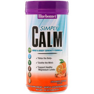 Bluebonnet Nutrition Simple Calm Powder Orange Citrus -- 16 oz