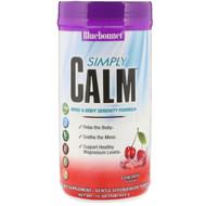 Bluebonnet Nutrition, Simply Calm, Cherry Flavor, 16 oz (454 g)