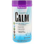 Bluebonnet Nutrition, Simply Calm, Unflavored, 16 oz (454 g)