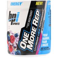 BPI Sports, One More Rep, Berry Splash, 8.8 oz (250 g)