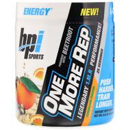 BPI Sports, One More Rep, Hurricane Orange, 8.8 oz (250 g)