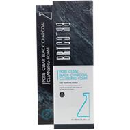 BRTC, Pore Clear Black Charcoal Cleansing Foam, 5.07 fl oz (150 ml)