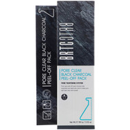 BRTC, Pore Clear Black Charcoal Peel-Off Pack, 3.53 oz (100 g)