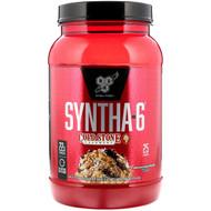 BSN, Syntha-6, Cold Stone Creamery, Germanchokolatekake, 2.59 lb (1.17