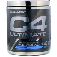 Cellucor C4 Ultimate Pre-Workout Icy Blue Razz -- 40 Servings