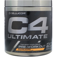 Cellucor C4 Ultimate Pre-Workout Orange Mango -- 20 Servings