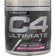 Cellucor, C4 Ultimate, Pre-Workout, Strawberry Watermelon, 13.4 oz (380 g)