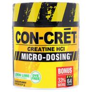 Con-Cret, Creatine HCl, Micro-Dosing, Lemon Lime, 2.36 oz (67 g)