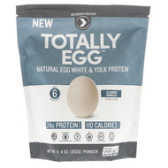 Designer Protein, Totally Egg, Natural Egg White & Yolk Protein, Classic Vanilla, 12.4 oz (352 g)