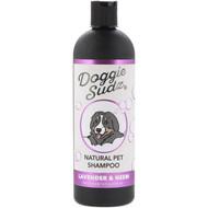 Doggie Sudz, Natural Pet Shampoo, Lavender & Neem, 16 fl oz (474 ml)