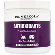Dr. Mercola, Antioxidants, For Cats & Dogs, 4.76 oz (135 g)