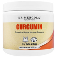 Dr. Mercola, Curcumin for Cats and Dogs, 4.30 oz (122.1 g)