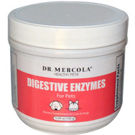 Dr. Mercola Digestive Enzymes for Cats & Dogs -- 5.29 oz