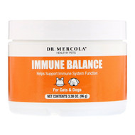 Dr. Mercola Immune Balance For Pets -- 3.38 oz