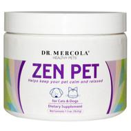 Dr. Mercola, Healthy Pets, Zen Pet, for Cats & Dogs, 1.3 oz (36.8 g)