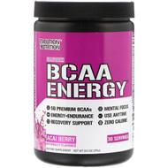 EVLution Nutrition, BCAA Energy, Acai Berry, 10.3 oz (291 g)
