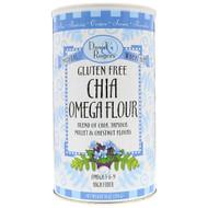FunFresh Foods, Dowd & Rodgers, Chia Omega Flour, Gluten Free, 14 oz (396 g)