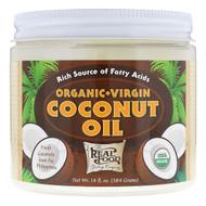 FunFresh Foods, Organic Virgin Coconut Oil, 14 fl oz (384 g)