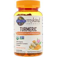 Garden of Life, MyKind Organics, Turmeric, Inflammatory Response Gummy, 120 Vegan Gummy Drops