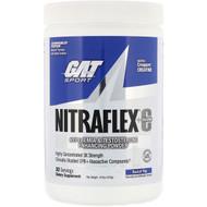 GAT, Nitraflex + Creatine, Rocket Pop, 14.8 oz (420 g)