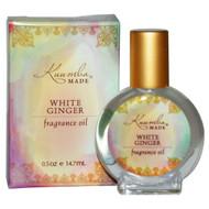Kuumba Made, Fragrance Oil, White Ginger, 0.5 oz (14.7 ml)