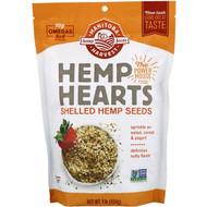 Manitoba Harvest, Hemp Hearts, Shelled Hemp Seeds, Delicious Nutty Flavor, 16 oz (454 g)