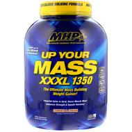 Maximum Human Performance, Up Your Mass XXXL 1350, Cookies & Cream, 6 lbs (2720 g)