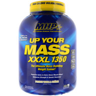Maximum Human Performance, Up Your Mass, XXXL 1350, French Vanilla Creme, 6 lbs (2728 g)