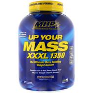 Maximum Human Performance, Up Your Mass, XXXL 1350, Milk Chocolate, 6.12 lbs (2780 g)