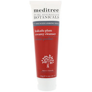 Meditree, Pure Australian Botanicals, Kakadu Plum Creamy Cleanser, For Younger Looking Skin, 3.5 oz (100 g)
