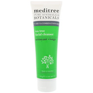 Meditree, Pure Australian Botanicals, Tea Tree Facial Cleanser, For Oily & Combination Skin, 3.5 oz (100 g)
