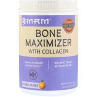 MRM, Bone Maximizer with Collagen, Natural Orange, 0.69 lb (315 g)
