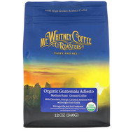 Mt. Whitney Coffee Roasters, Organic Guatemala Adiesto, Medium Roast, Ground Coffee, 12 oz (340 g)