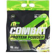 MusclePharm, Combat Protein Powder, Cookies N Cream, 8 lbs (3629 g)