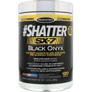 Muscletech, #Shatter SX-7 Black Onyx, Icy Rocket Freeze, 1.53 lb (694 g)