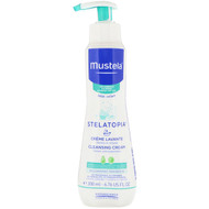 Mustela, Baby, Stelatopia Cleansing Cream, For Extremely Dry Skin, 6.76 fl oz (200 ml)