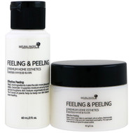 Nacific, Feeling & Peeling, Premium Home Esthetics, 2 Piece Set