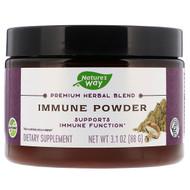 Natures Way, Premium Herbal Blend, Immune Powder, 3.1 oz (88 g)