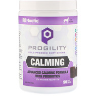 Nootie, Progility, Calming, For Dogs, 90 Soft Chews