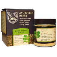 Ojio, Ayurvedic Herbs, Green Coffee Powder, 2 oz (56 g)