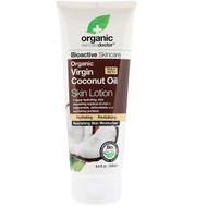 Organic Doc, Organic Virgin Coconut Oil Skin Lotion, 6.8 fl oz (200 ml)