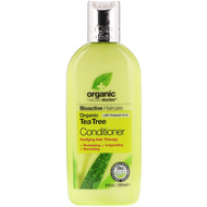 Organic Doctor, Purifying Hair Therapy, Conditioner, Organic Tea Tree, 9 fl oz (265 ml)