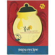 Papa Recipe, Bombee Ginseng Red Honey Oil Mask Pack, 10 Masks, 20 g Each