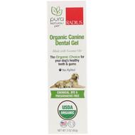 RADIUS, Organic Canine Dental Gel, 3 oz (85 g)