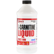 SAN Nutrition, L-Carnitine Liquid, Tropical Punch, 16 fl oz (473 ml)