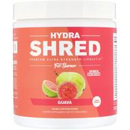 Sparta Nutrition, Hydra Shred, Premium Ultra Strength Lipolytic Fat Burner, Guava, 9.52 oz (270 g)